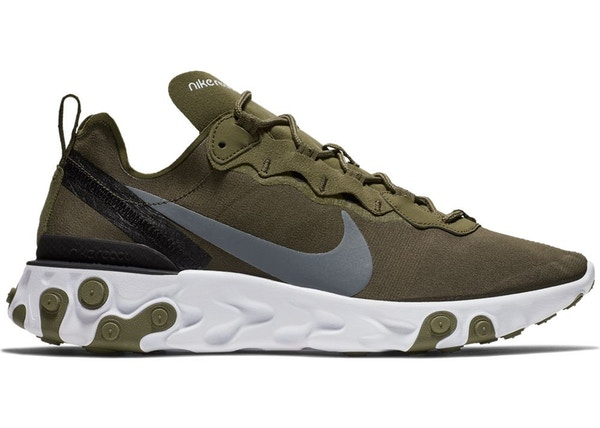 Nike React Element 55 SE Anthracite | Street Release